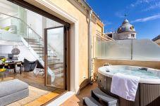 Lägenhet i Málaga - Britta - Takvåning i Malaga