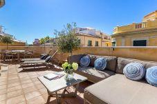Lägenhet i Málaga - Kim - Takvåning i Malaga centrum